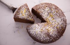 Ямайский имбирный торт