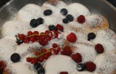 Ягодный пирог Теплик