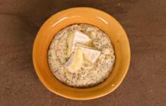 Овсянка с сыром