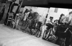 Арт-галерея «Музейчик» представила коллекцию «работящих» велосипедов из Италии