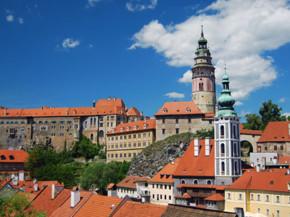 Коллекция памятников ЮНЕСКО на территории Чешской республики