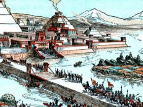 По ту сторону Атлантики: Древняя Мексика. Гибель цивилизации