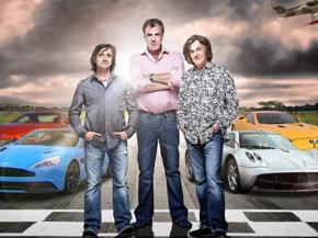 Top Gear. Эпические провалы