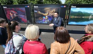 Телеканал «HD Life» приглашает посетить фотовыставку «Турция: почувствуй вкус жизни»
