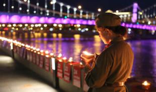 Канал «365 дней ТВ» поддерживает акции, посвященные Дню памяти и скорби
