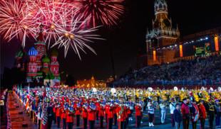 «365 дней ТВ» приглашает на Международный военно-музыкальный фестиваль «Спасская башня»