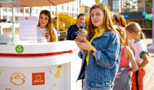 «Кухня ТВ» и «Дом.ru» подарили сладкие моменты гостям фестиваля Foodies