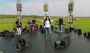 Хиты для весеннего настроения в марте на «Ля-минор ТВ»