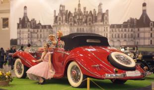 «365 дней ТВ» предлагает совершить путешествие в прошлое на выставке «Олдтаймер-галер…