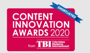 Проект «365 дней ТВ» вошёл в шорт-лист финалистов Content Innovation Awards