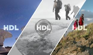 Новое оформление телеканала HDL