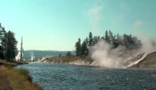 Всемирное природное наследие – США – Национальный Парк Йеллоустоун
