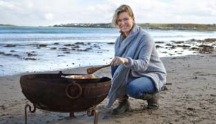 Прибрежная кухня с Рейчел