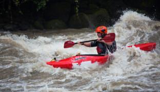 Экстремальное путешествие по реке со Стивом Бекшеллом