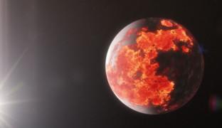 Горизонты. Вулканы в Космосе
