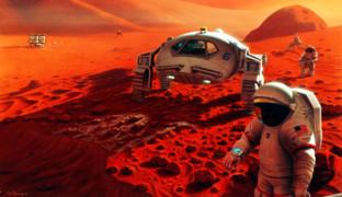 Лететь ли нам на Марс? Большой вопрос