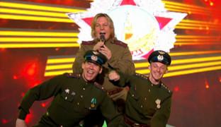 С Днем Победы! Праздничный концерт в честь 70-летия Победы в Великой Отечественной войне