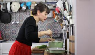 Маленькая кухня в Париже. Готовим с Рейчел Ку