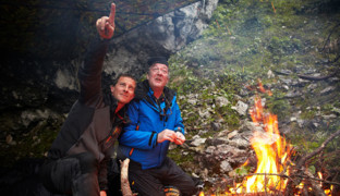 Дикие выходные с Беаром Гриллсом и Стивином Фраем