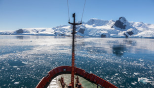 Антарктика: послание с другой планеты