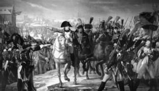 Сражения с Наполеоном
