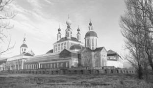 Монастырские стены: Заштатный монастырь (продолжение истории)