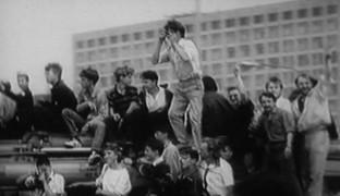 События в истории: Три дня, которые потрясли страну
