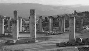 Утерянные цивилизации. Иордания. Джераш - греко-римский город