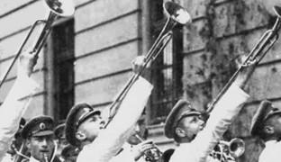 История российских кадетских корпусов: Изгнание