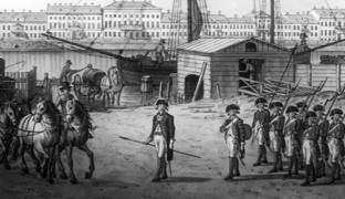 История российских кадетских корпусов: Морской корпус