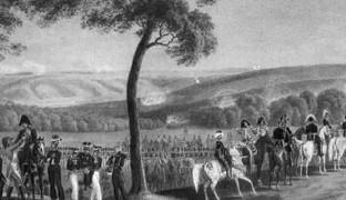 Сражения с Наполеоном: Шевардинский редут