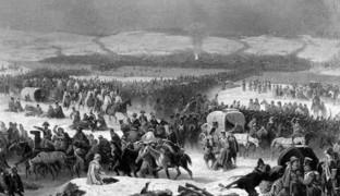 Сражения с Наполеоном: Изгнание Наполеона из России