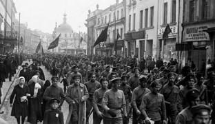 Формула русской революции. 1917