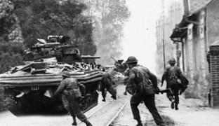 На пути к Великой Победе: Второй фронт