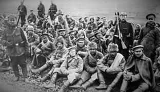 Солдаты-призраки. Русские в Триесте