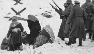 На пути к Великой Победе: Расстрел на Полисти