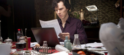 Шерлок: Слепой банкир