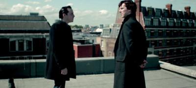 Шерлок: Рейхенбахское падение