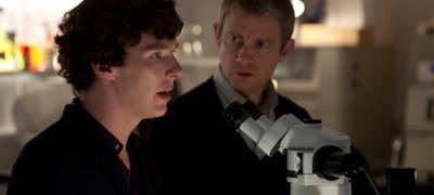 Шерлок: Скандал в Белгравии. Сезон 2, серия 1