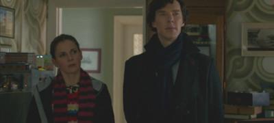 Шерлок: Пустой катафалк. Сезон 3, серия 1