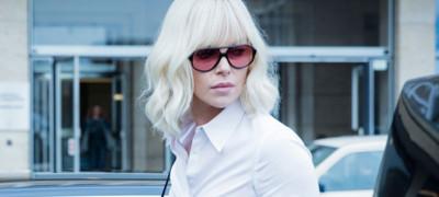 Взрывная блондинка