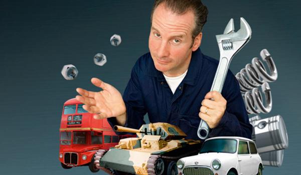 Лучшие машины Британии с Крисом Барри. Второй сезон