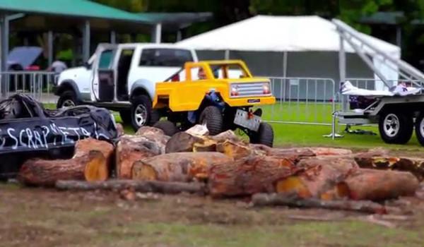 Скорость и хаос в Австралии