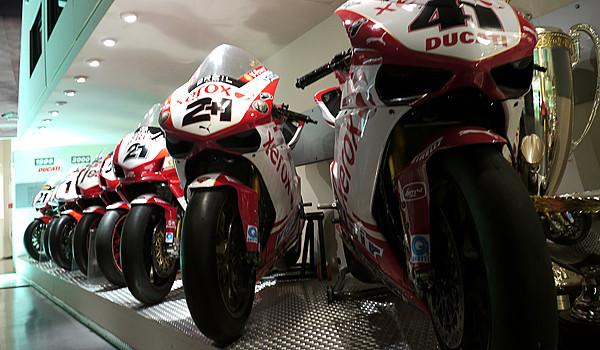 Мегазаводы. Ducati