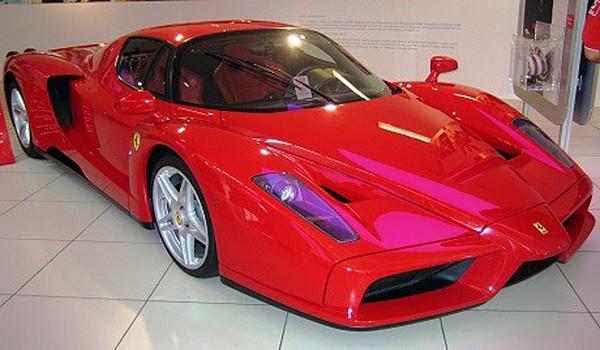 Мегазаводы. Ferrari