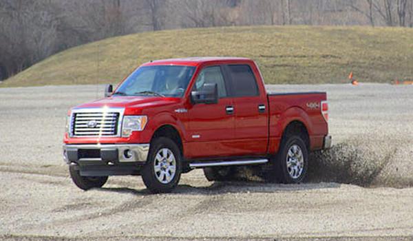 Мегазаводы. Ford F-150