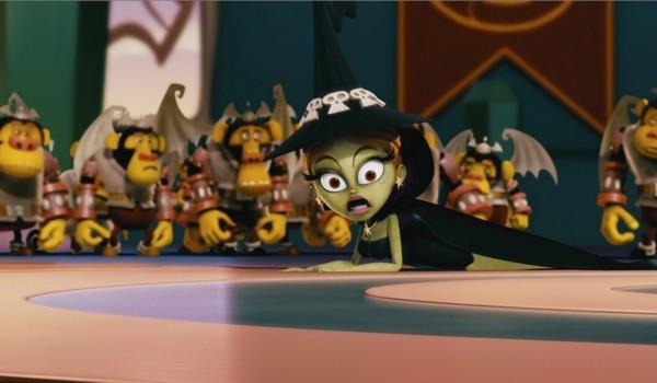 Оз: Нашествие летучих обезьян