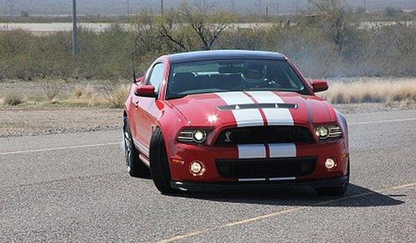 Мегазаводы. Mustang