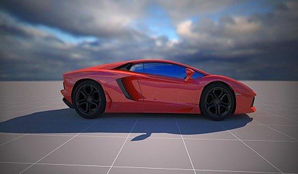 Мегазаводы. Lamborghini Aventador