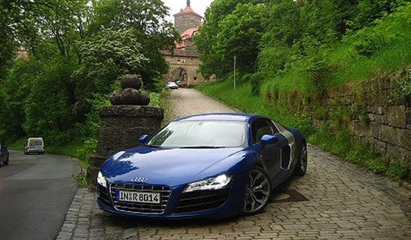 Мегазаводы. Audi